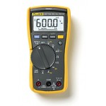 ELECTRICIAN'S MULTIMETER WITH NON-CONTACT VOLTAGE