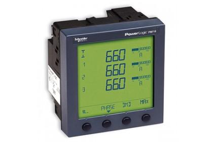 power meter PM710 - basic readings