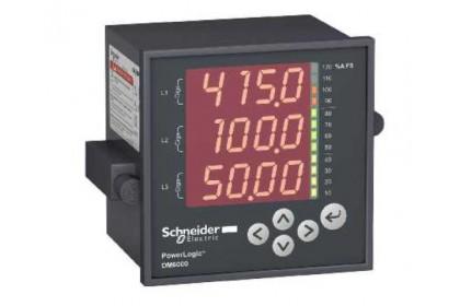 METSEDM6000 POWER METER