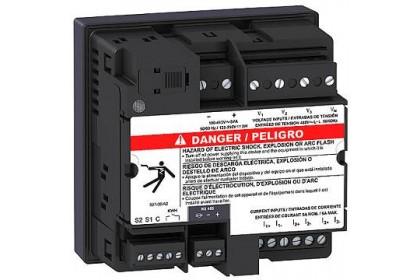 PM750 POWER METER C/W BASIC READINGSTHD+MIN/MAX+RS485 AND 2 DIGITALS I basic readings THD + min/max