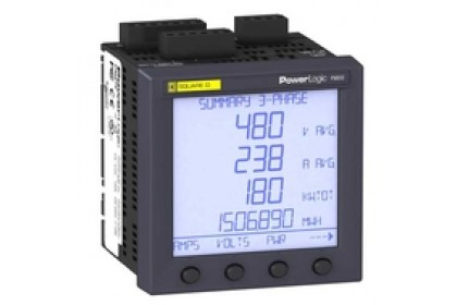 PM810MG POWER METER WITH THDALARMINGI/O