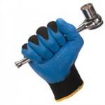 KLEENGUARD G40 (SIZE 8) BLUE NITRILE GLOVES (LOOSE)