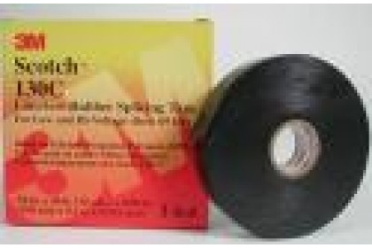 130C LINERLESS RUBBER SPLICING TAPE