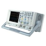 50MHZ, 2-CHANNEL, COLOR LCD DISPLAY DIGITAL STORAGE OSCILLOSCOPE