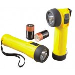 SAFETY TORCH STRAIGHT T6