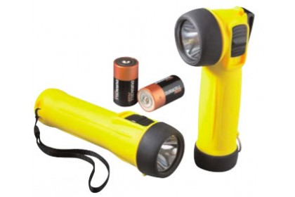 SAFETY TORCH STRAIGHT T4 WITH INDICATOR