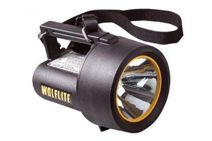 RECHARGEABLE SAFETY HANDLAMP (HALOGEN)