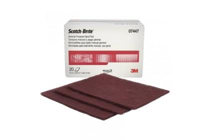 Scotch-Brite™ Hand Pad 7447
