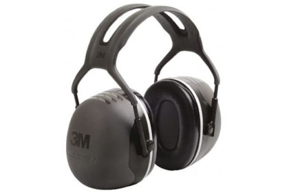 3M™ PELTOR™ X5 Earmuffs X5A/37274(AAD), Over-the-Head.